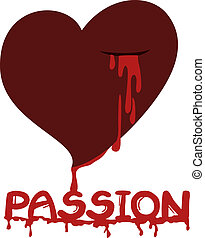 Passion heart