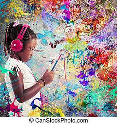 passion, musique