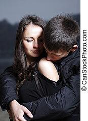 passione, coppia