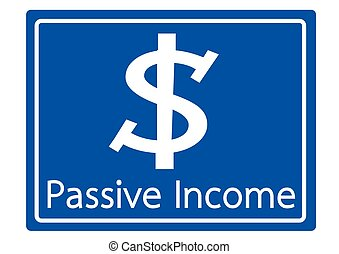 passive income recurring incomes concept idea