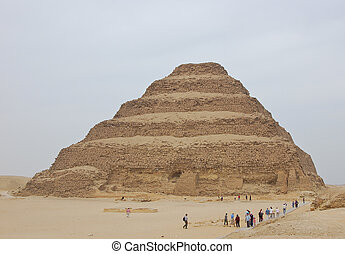 passo, piramide