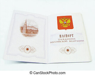 Passport of the Person to Russian Federation