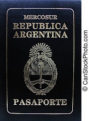Passport Republica Argentina - Photo of an Argentinian ...