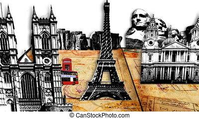 Passport Travel Sting
