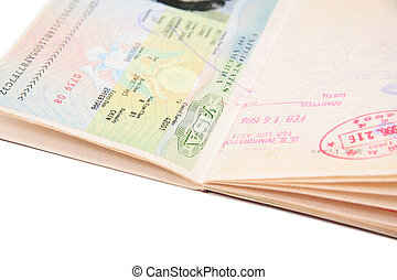 passport with us VISA
