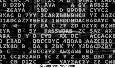 """""""Password, top secret and secret code."""""""