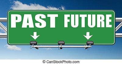 past future