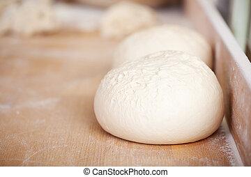 pasta, bread