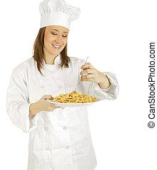 pasta, delizioso