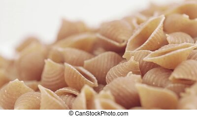 Pasta from polby bulk - Shell wholemeal spelled flour in...