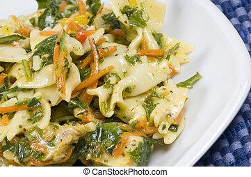pasta sałata