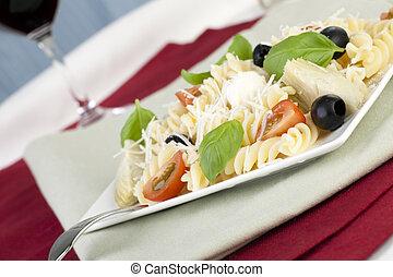 Pasta Salad Dinner