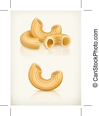 Pasta vector icons