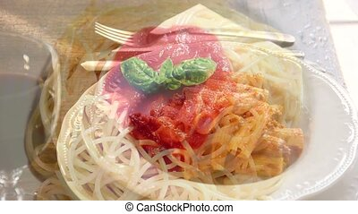 pasta, włoski