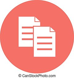 Paste, cut, copy icon vector image. Can also be used for ...
