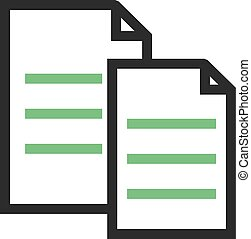 Paste, cut, copy icon vector image.Can also be used for text...