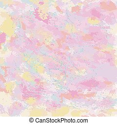 Pastel abstract Watercolor texture fantasy background  for your design illustration