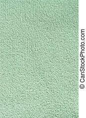 Pastel aquamarine fabric texture