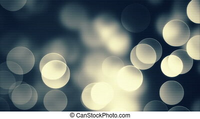 pastel bokeh lights loopable background