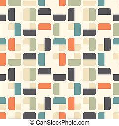 pastel, carrés