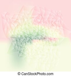 Pastel colors abstract tech background