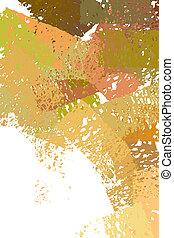 pastel colors - Pastel colors background illustration. Brush...