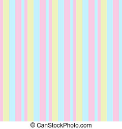 pastel, colors., patrón, tira