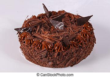 pastel, delicous, chocolate