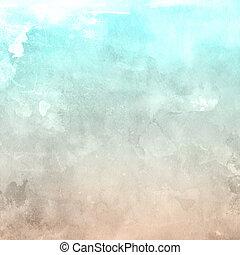 pastel, grunge, achtergrond
