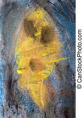 Pastel Grunge Background: Blue Series - Pastel Grunge ...