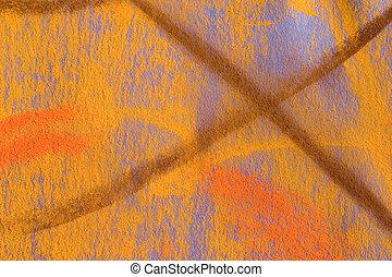 pastel, grunge, background:, gele, reeks