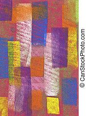 Pastel: Grunge Background