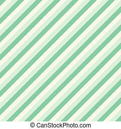 pastel, listras diagonais, padrão