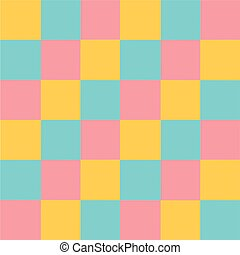 pastel model, abstract, multicoloured, vector, achtergrond, pleinen