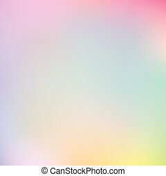Pastel Multi Color Gradient Vector Background,Simple form...