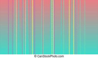 pastel, résumé, minimal, couleurs, animation, vidéo, ...