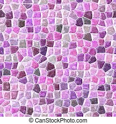 Lechada rosa coloreado irregular piso p rpura patr n for Marmol color morado