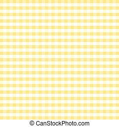 pastel, seamless, patrón de la guinga