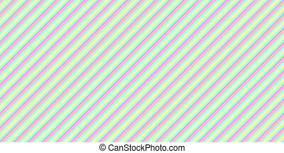 Pastel Tones Seamless Inclined Stripes Background. Modern Colors Sidelong Lines Texture. Vintage Style Stripe Backdrop.