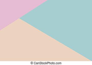 pastel tri color tiled background mattern for product ...