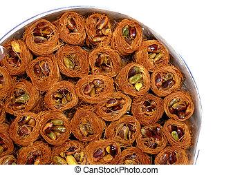 pastel, turco