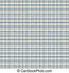 Pastel watercolor gingham plaid seamless pattern