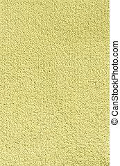 Pastel yellow fabric texture