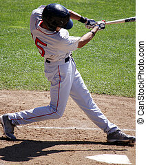 pastella baseball, oscillazione
