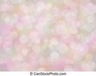 pastello, arcobaleno, fondo, con, boke, effetto