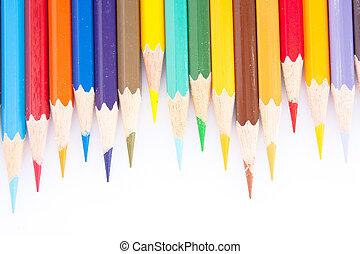pastello, sequenziale, variety., verticale