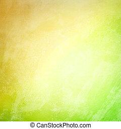 pastello, sfondo giallo, struttura