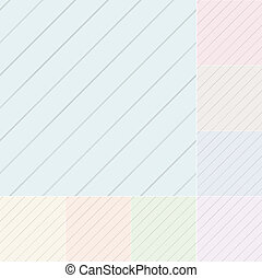 pastello, stripes\, seamless, diagonale