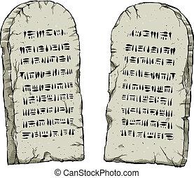 pastillas de piedra