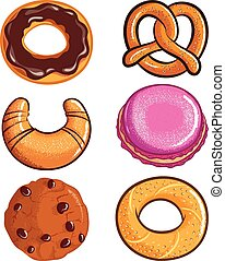 Pastry assortments